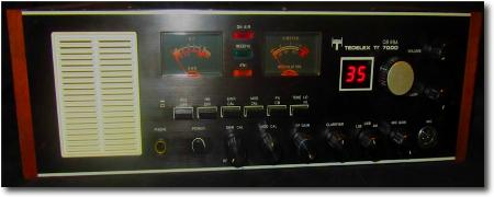 Tedelex TE 7000 40CH SSB Base Station CB Radio