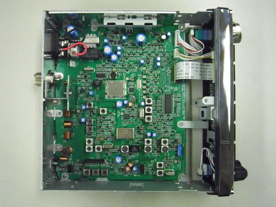 Uniden BC 980SSB PCB