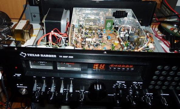 Texas Ranger TR696-SSB PCB